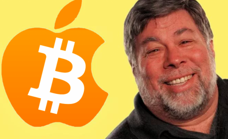 I Want Bitcoin to Be the World's Single Currency: Apple Co-Founder Steve Wozniak
