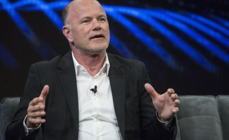"""Almost every single database 15 years from now will be a blockchain"" – Mike Novogratz"