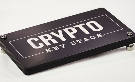 Introduction to Crypto Key Stack: the Security of Cryptocurrency is in Your Hands