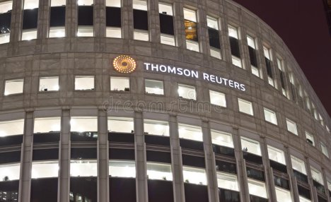 Thomson Reuters Will Work With CryptoCompare