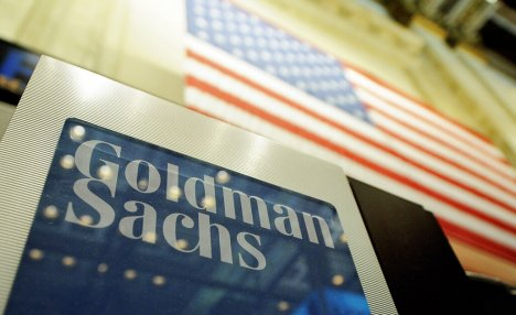 Goldman Sachs CFO: Recent Reports About Crypto Trading Desk Are 'Fake News'