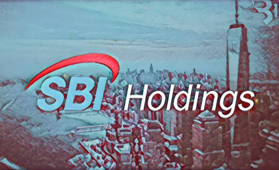 SBI Holding Opens Crypto Exchange